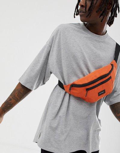 Borsa Arancione uomo Marsupio arancione - Spiral - Core