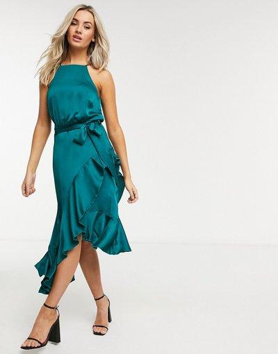 Blu donna Vestito verde - Style Cheat - Ariana - azzurro - Blu