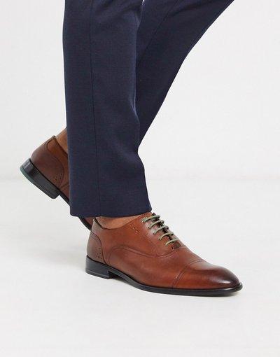Scarpa elegante Cuoio uomo Scarpe color cuoio con punta - Ted Baker - circass