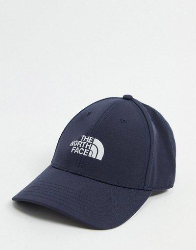 Cappello Blu uomo Berretto classico riciclato blu - The North Face - 66