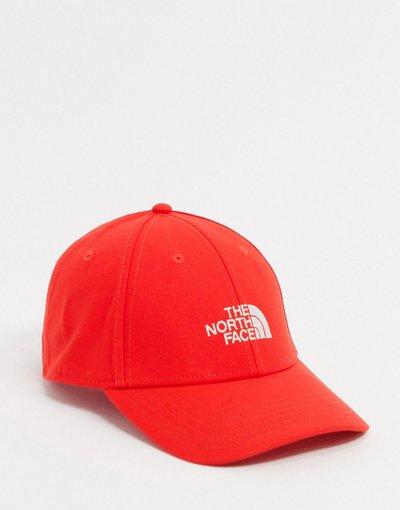 Cappello Rosso uomo Berretto classico rosso - The North Face - 66