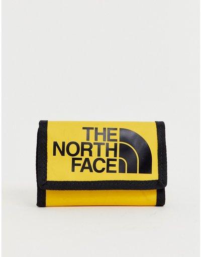 Portafoglio Arancione uomo Portafoglio giallo - The North Face - Base Camp - Arancione
