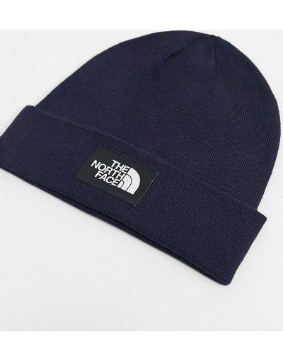 Cappello Blu uomo berretto riciclato blu - The North Face - Dock