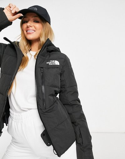 Nero donna Piumino da sci nero - The North Face - Heavenly