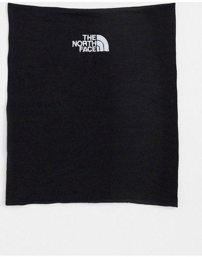 Nero uomo Scaldacollo invernale nero senza cuciture - The North Face