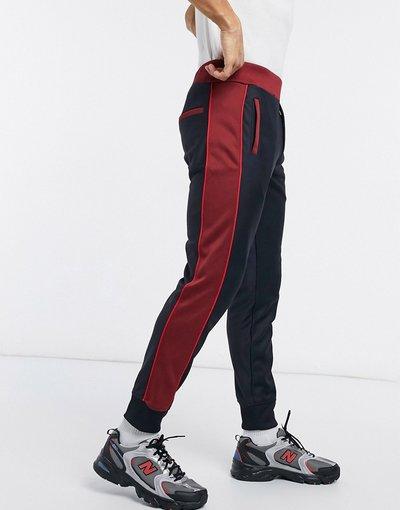 Pantalone Blu navy uomo Joggers sportivi - Tommy Hilfiger - Collections - Blu navy