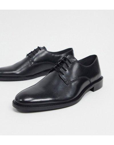 Scarpa elegante Nero uomo Scarpe derby nere - Topman - Nero