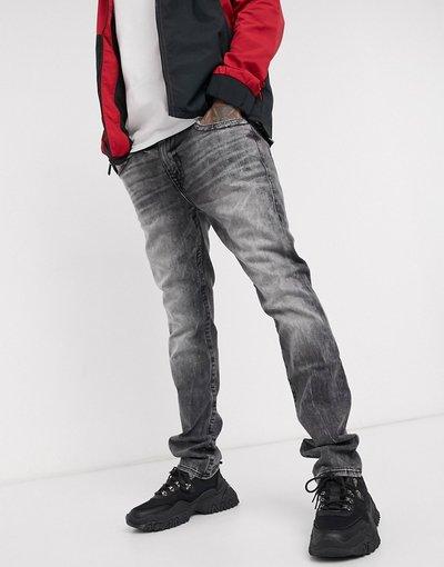 Jeans Grigio uomo True Religion - Jeans skinny - Rocco - Grigio