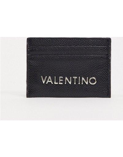 Nero donna Portacarte nero - Valentino Bags - Divina