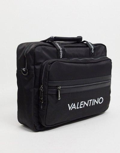 Borsa Nero uomo Valentino by Mario Valentino - Borsone nero - Kylo
