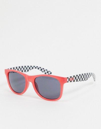 Occhiali Rosa uomo Occhiali da sole corallo - Spicoli 4 - Vans - Rosa