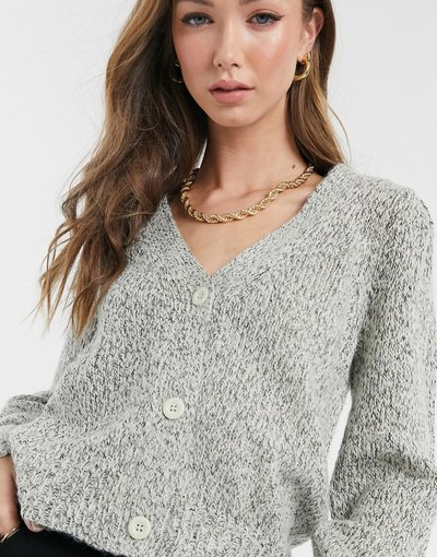 Grigio donna Cardigan grigio pallido - Vero Moda