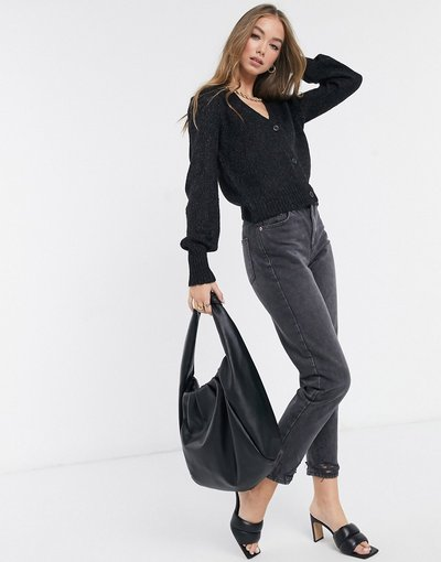 Nero donna Cardigan nero - Vero Moda