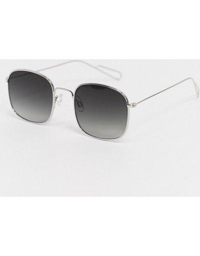 Occhiali Argento uomo Occhiali da sole argento - Weekday - Fare