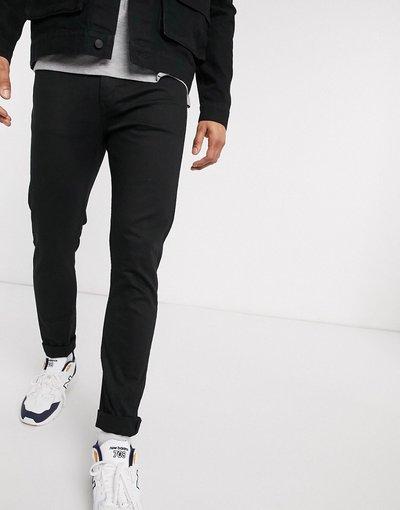 Jeans Nero uomo Jeans skinny lavaggio nero Stay - Weekday - Form