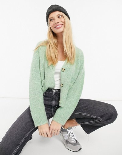Verde donna Cardigan verde - Whistles - Erica