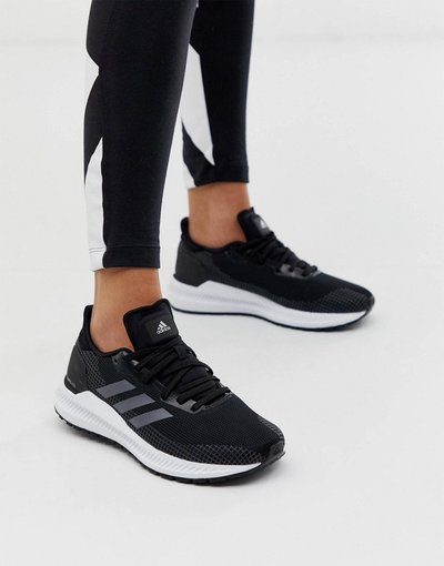 adidas donna sneakers nere