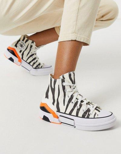 Sneakers zebrate - Multicolore - Converse - CPX70 - donna