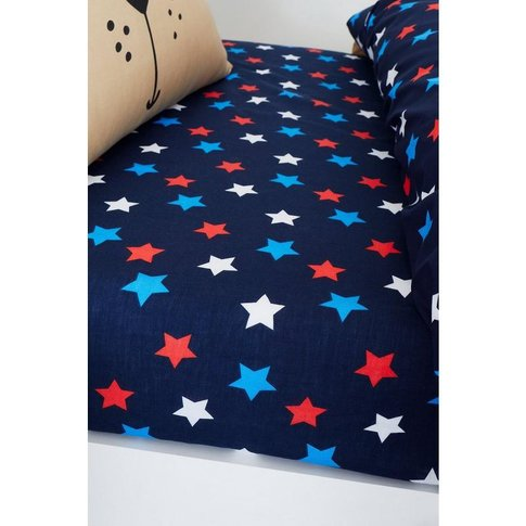 Super Dog Fitted Sheet