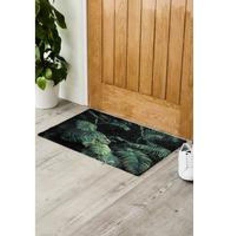 Hale Rainforest Leaves Washable Doormat
