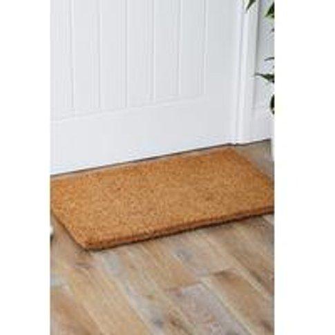 Naturelle Saddleworth Coir Doormat