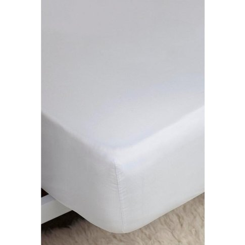 200 Count Percale Fitted Sheet
