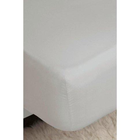 Belledorm Egyptian Cotton Fitted Sheet - 38cm Depth