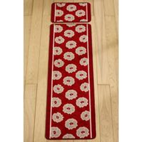 Poppy Runner with FREE Doormat