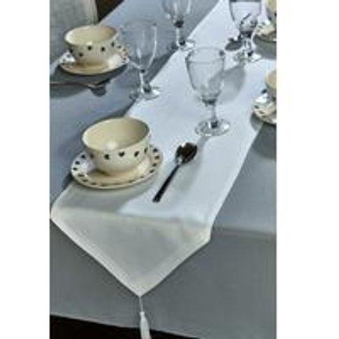Linen Look Table Runner