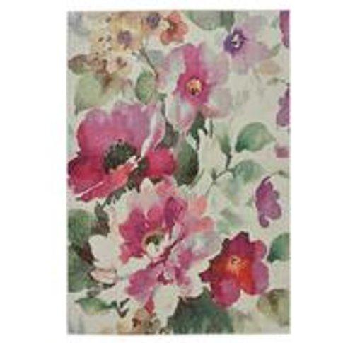 Villa Vintage Floral Rug