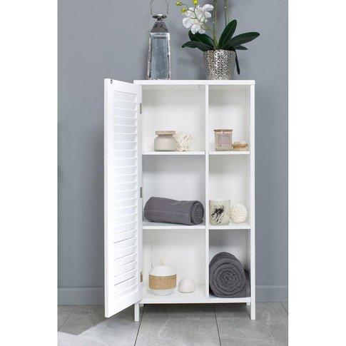 Louvre 3 Shelf Storage Unit