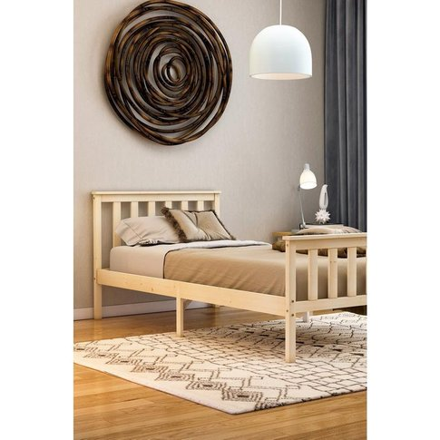 Milan High Foot End Bed
