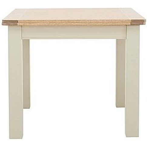 Angeles Flip Top Dining Table