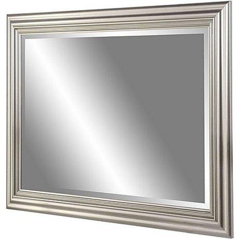 Blanche Mirror - Silver