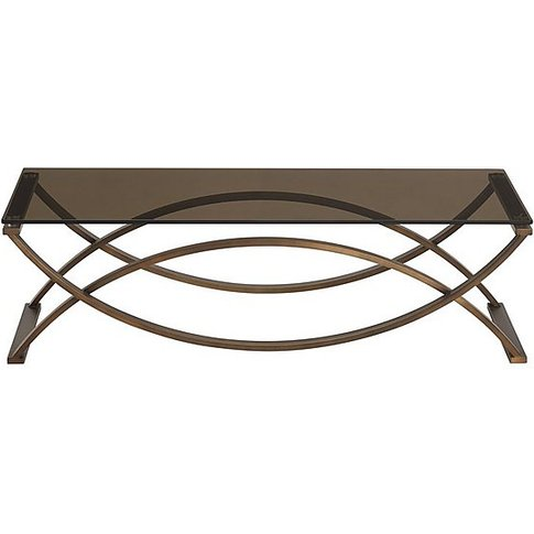 Court Coffee Table Ex-Showroom Model