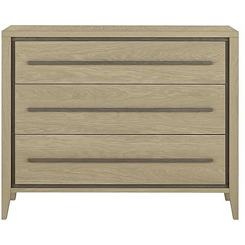 Durrell 3 Drawer Chest