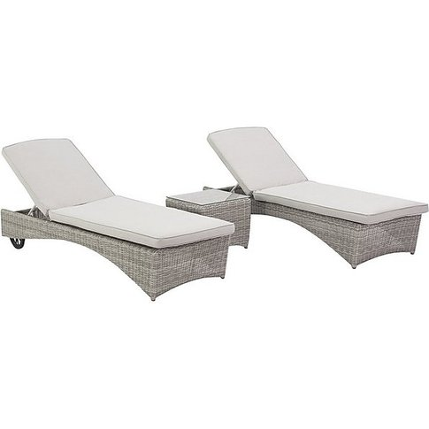 Garda Sun Lounger Set