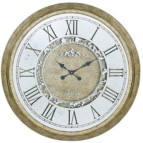 Indra Wall Clock