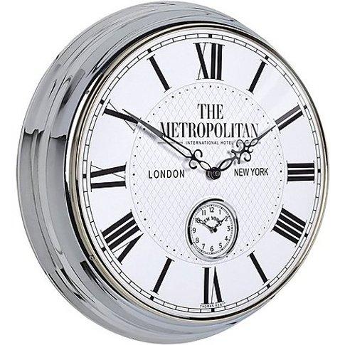 Metropolitan Wall Clock