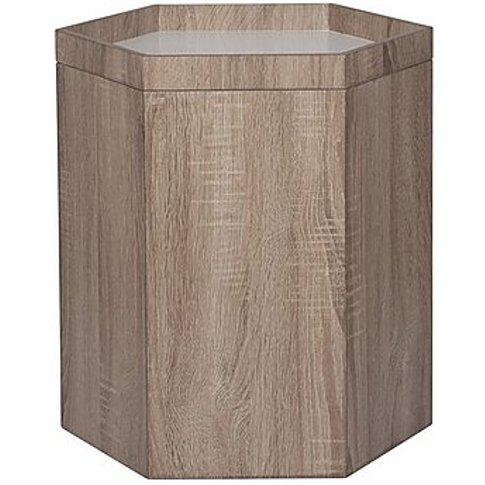 Oslo Large Storage Box - Brown