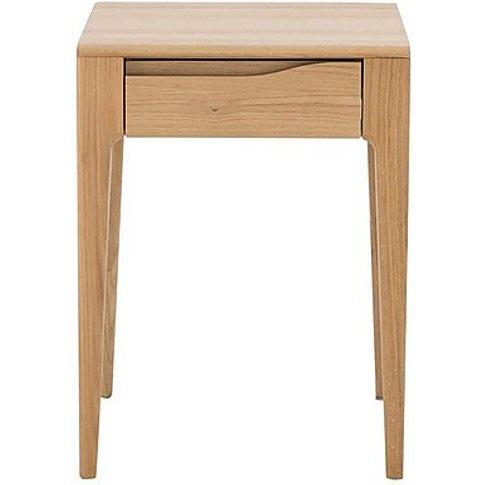 Ercol - Romana Lamp Table - Brown