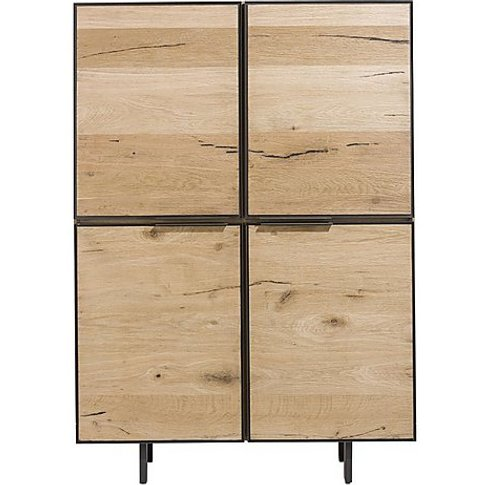 Sox 4 Door Cabinet