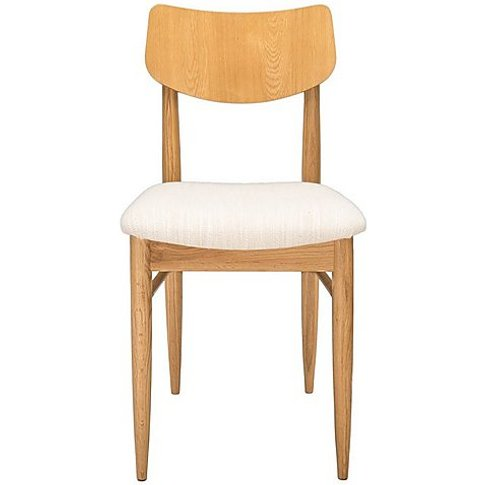 Ercol - Teramo Alia Dining Chair - Brown