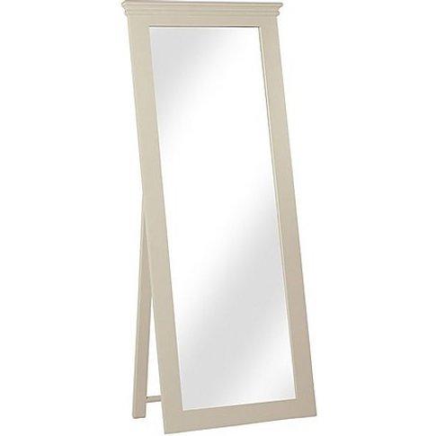 Corndell - Ambriella Cheval Mirror - Beige