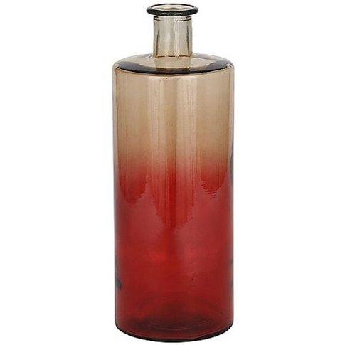 Ombre Bottle Vase