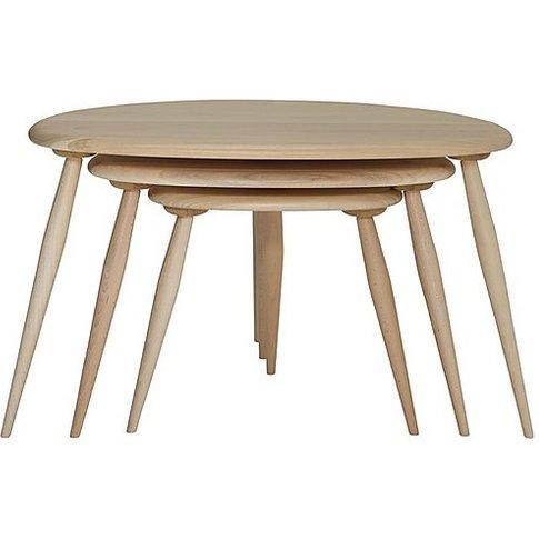 Ercol - Originals Nest Of Tables