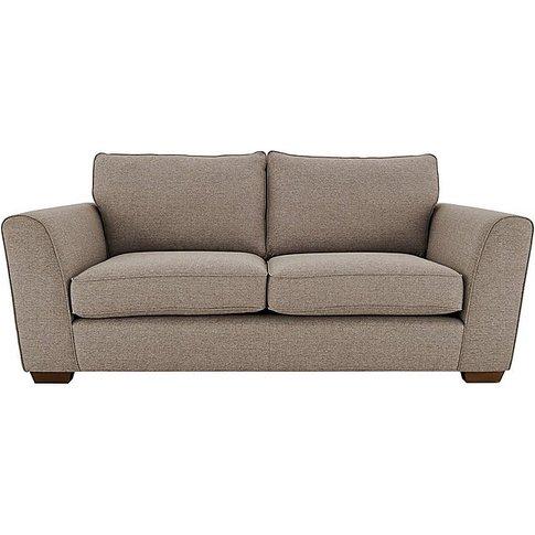 High Street Oxford Street 2 Seater Fabric Sofa - Min...