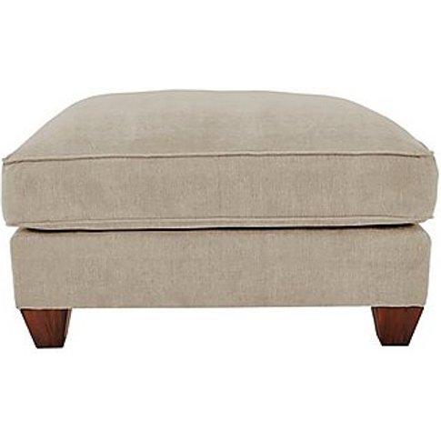 Tangier Fabric Footstool