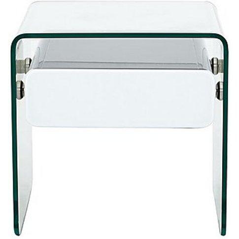 Vidrio Lamp Table