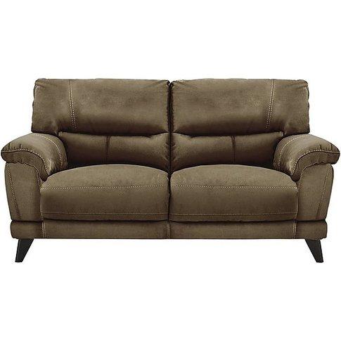 Pacific 2 Seater Fabric Sofa